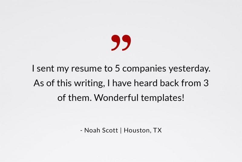 Success story Noah - TemplateHippo