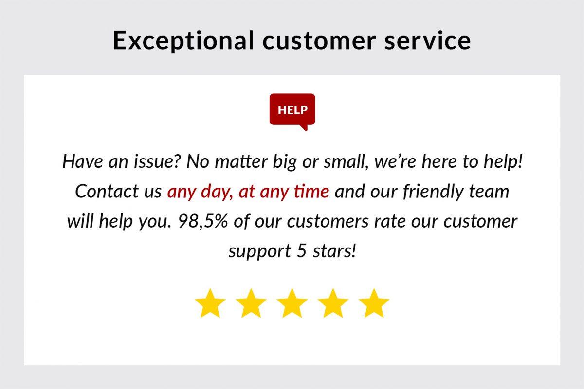 "Creative Resume Template ""Adam"" + BONUS | Exceptional Customer Service"
