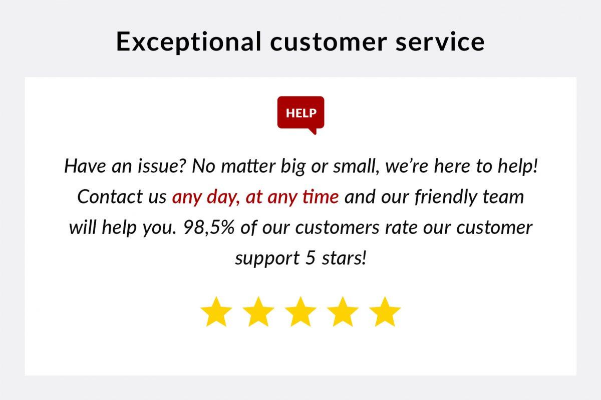 "Elegant Resume Template ""Emma"" + BONUS | Outstanding Customer Service"