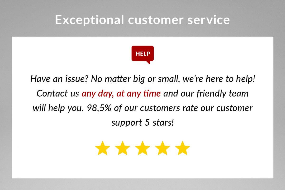 "Classic Resume Template ""Jessica"" + BONUS | Exceptional Customer Service"