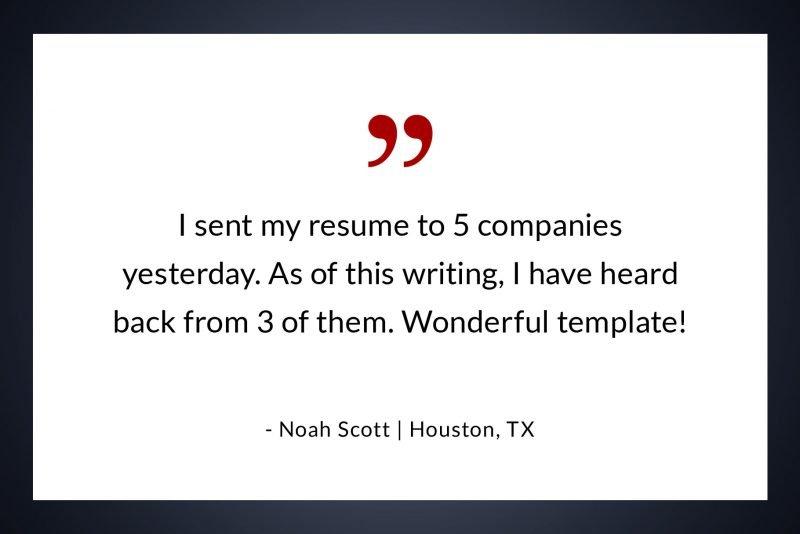 Success story - Noah Scott for TemplateHippo