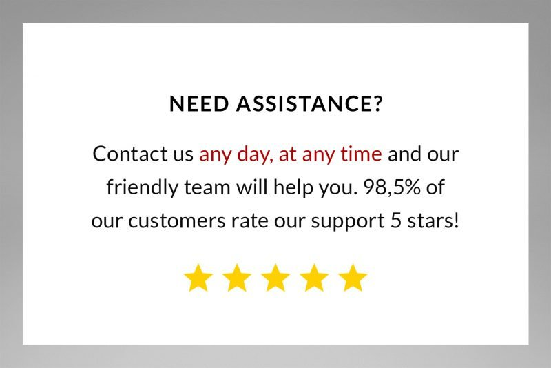 Resume support and assistance by TemplateHippo