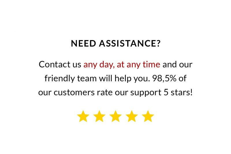 Need assistance with your resume? Contact our customer service!