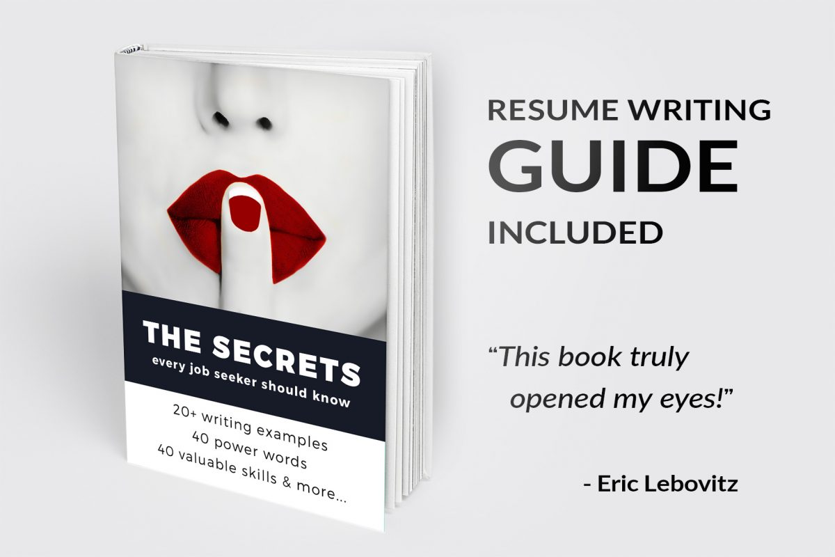 "Creative Resume Template ""Adam"" + BONUS | Resume Writing Guide by TemplateHippo"